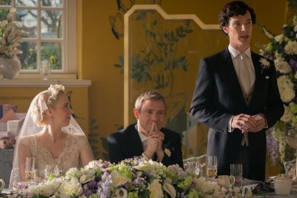 Sherlock BBC 2