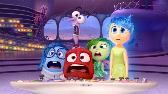 © 2015 Disney Pixar