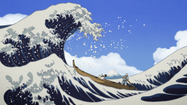 Miss Hokusai 4