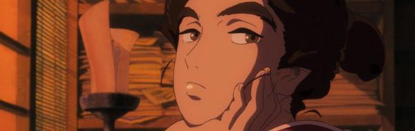 Miss Hokusai ban